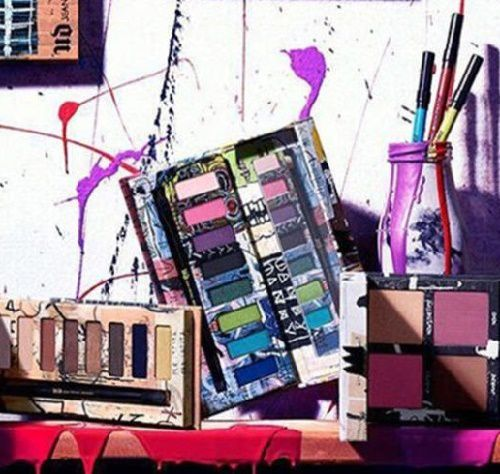 La collection Jean-Michel Basquiat d'Urban Decay