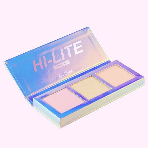 Hi-Lite, la palette d'highlighter de Lime Crime