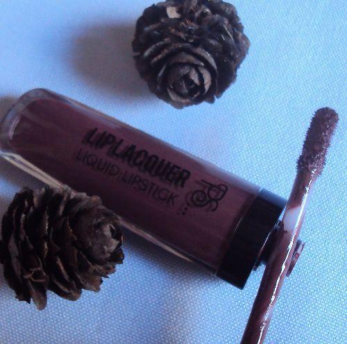 Sur mes lèvres : Flirtation liquid lipstick de P.S. (Primark)