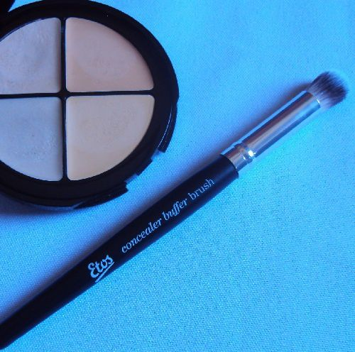 Concealer Buffer brush de Etos