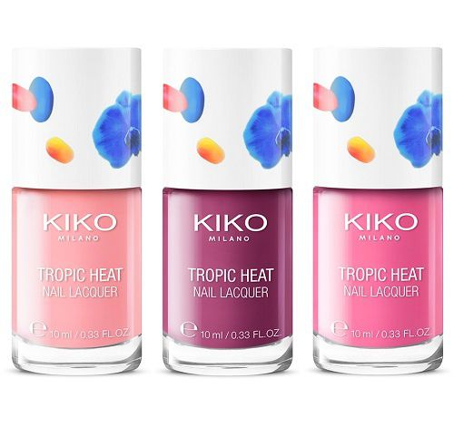 La collection Tropic Heat de Kiko