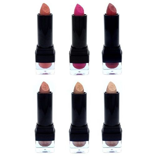 Metallic Mattes lipsticks de W7