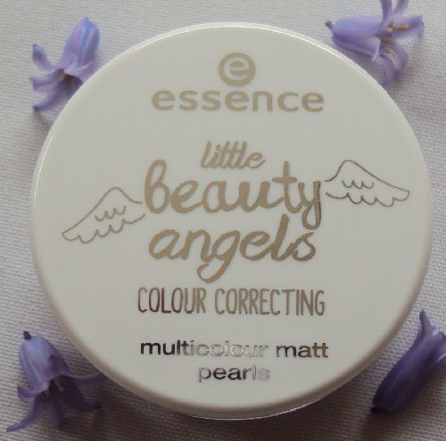 Colour correcting pearls de Essence (coll. little beauty angels)