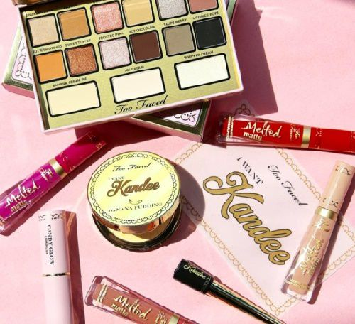 La collection de Kandee Johnson pour Too Faced