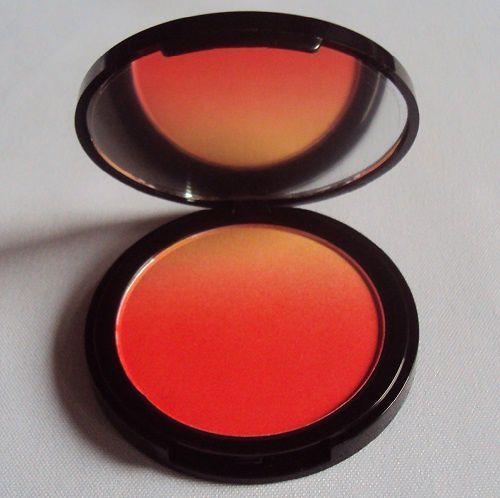Mon ombré blush Feel the Heat de NYX