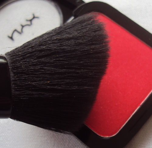 Mon blush HD Crimson de NYX