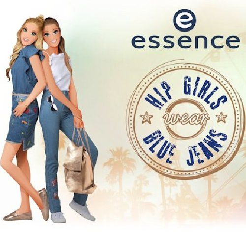 Essence Trend Edition : Hip girls wear blue jeans