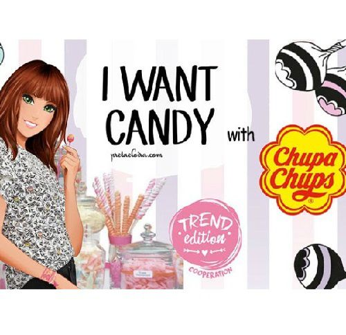 Essence Trend Edition : I want candy