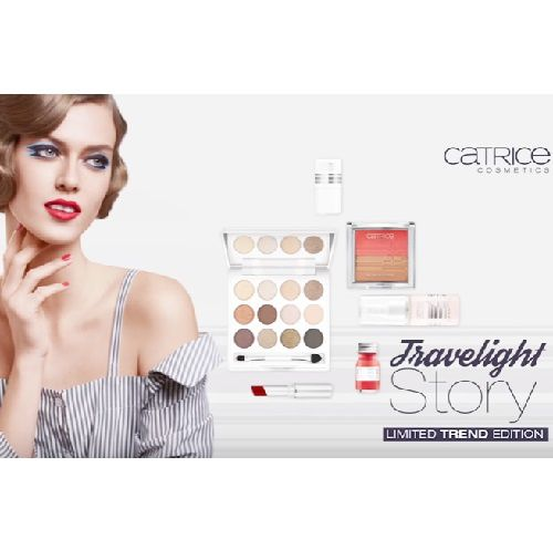 Catrice Limited Edition : Travelight Story