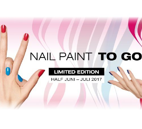 Catrice Limited Edition : Nail Paint To Go
