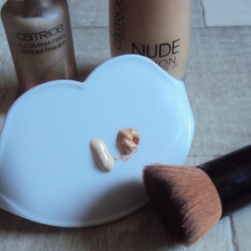 Makeup mixing palette de P.S. (Primark)