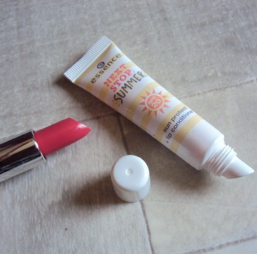 Sun protect lip conditioner de Essence (coll. Next Stop Summer)