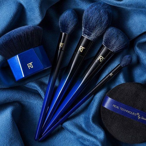 Powder Bleu, la nouvelle collection de Real Techniques