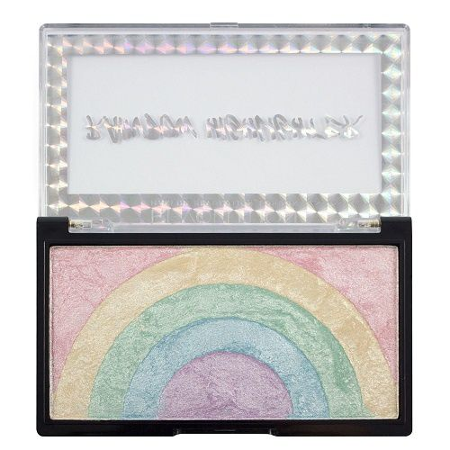Rainbow highlighter de Makeup Revolution