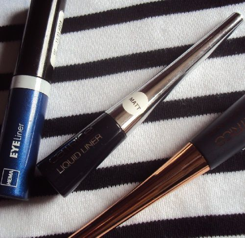 Deep Dark Waters liquid liner de Catrice (coll.Travelight story)