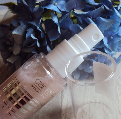 Radiant Glow Mist de Catrice (coll. Travelight Story)