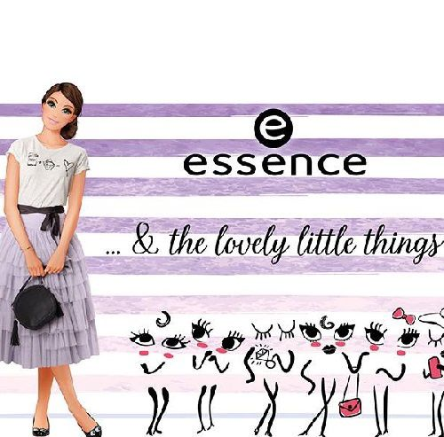 Essence Trend Edition : The Lovely Little Things