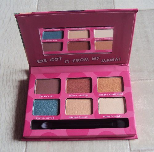 Ma palette Eye Got It From My Mama! de Misslyn