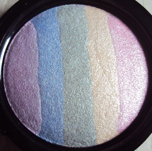 Rainbow highlighter de Etos