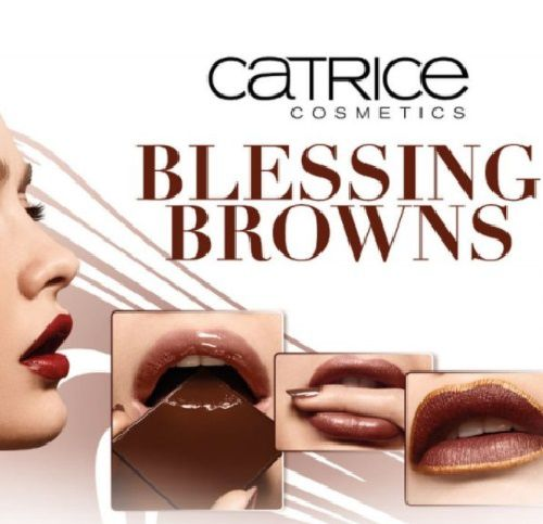 Catrice Limited Edition : Blessing Browns