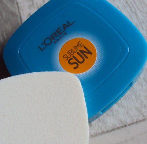 Crème teintée Sublime Sun de l'Oréal