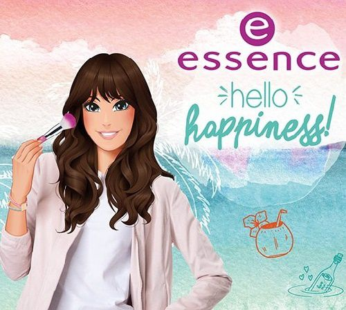 Essence Trend Edition : Hello Happiness