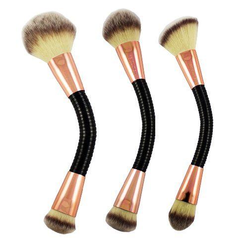 Flex Dual brush de Revolution Makeup