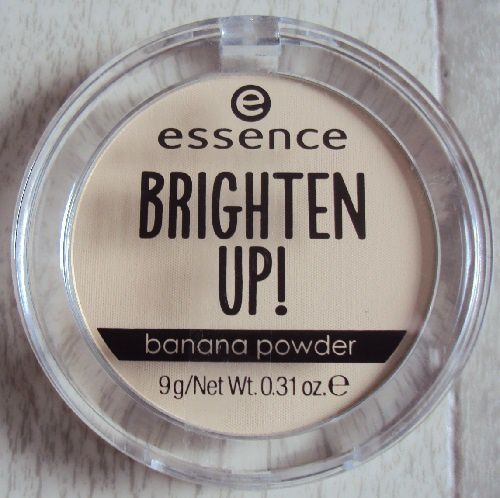Brighten Up! banana powder de Essence