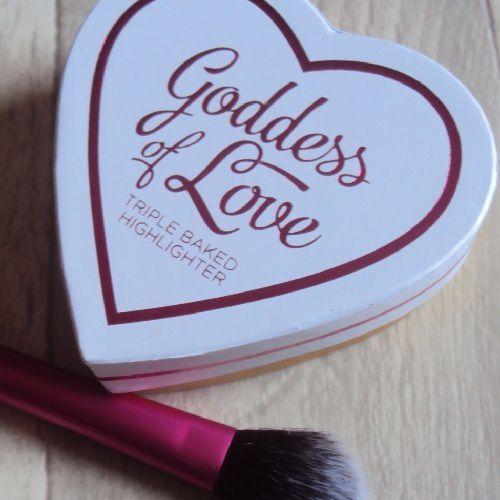 Goddess of Faith highlighter de I ♥ Makeup