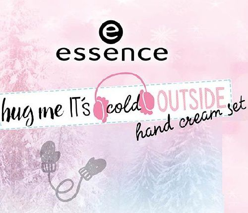 Essence Trend Edition : Hug Me it's Cold Outside