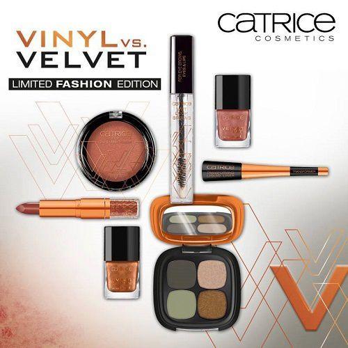 Catrice Limited Edition : Vinyl vs Velvet