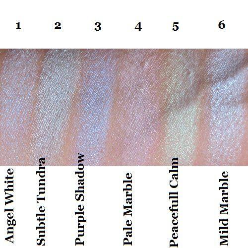 Ma palette Glow &amp&#x3B; Highlights de Action #2