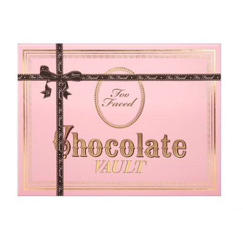 Qui va s'offrir le Chocolate Vault de Too Faced ?