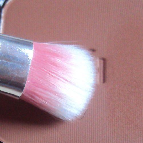 Mon fard High Pigment matte light brown de Kiko