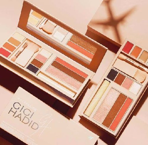 La palette Jetsetter de Gigi Hadid pour Maybelline