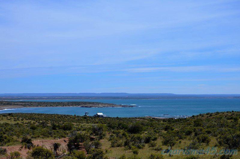 Cabo dos bahias  (Argentine en camping-car)