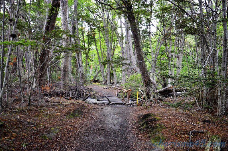 Ushuaia (Argentine en camping-car)