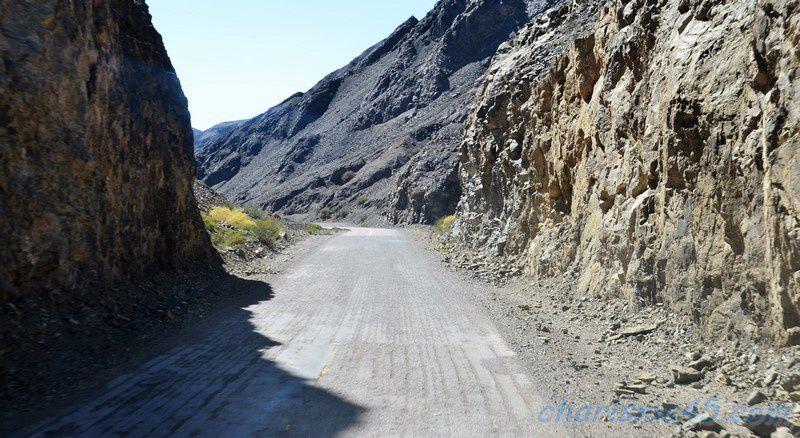 La vallée de la lune (Argentine en camping car)