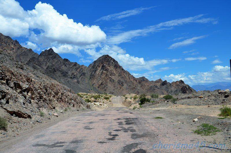 Fiambala (Argentine en camping-car)