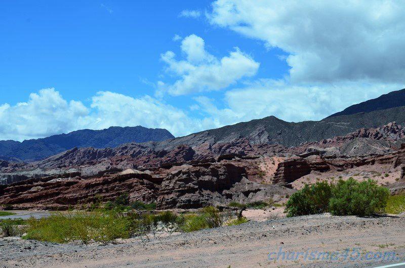 Quebrada de las Conchas - Las Ventanas