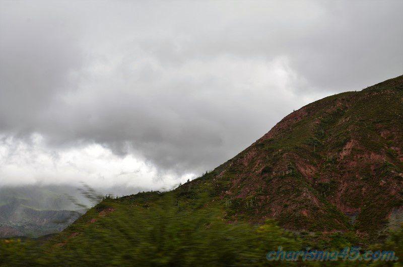 Sur la route de Salta (Argentine en camping-car)