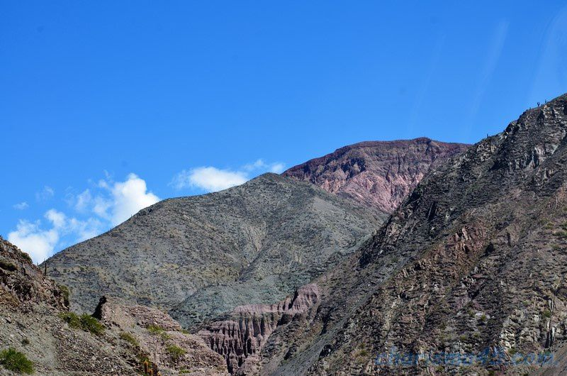 Quebrada de Humahaca (Argentine en camping-car)