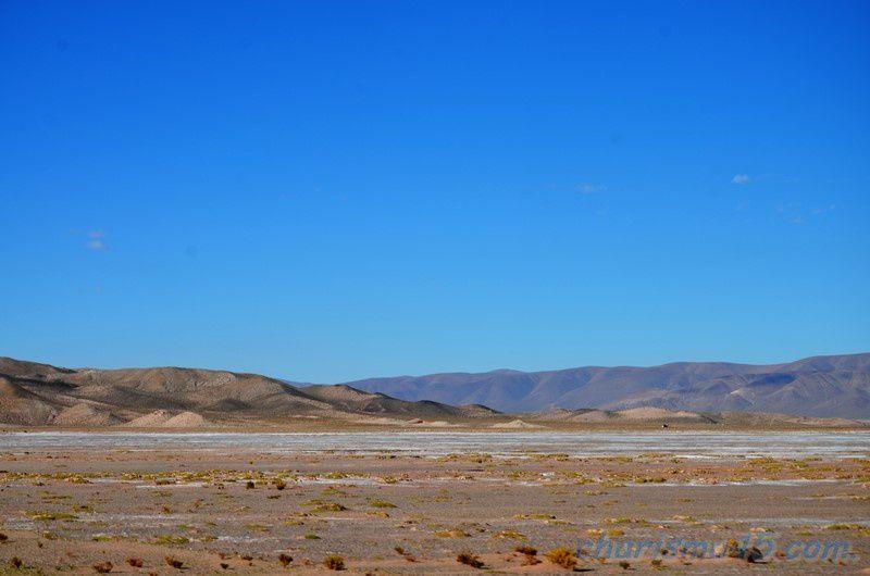 Paso de Jama (Argentine en camping-car)