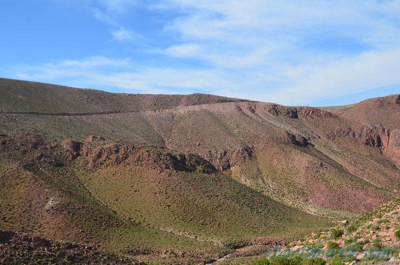 Quebrada Chita  (Chili en camping-car)