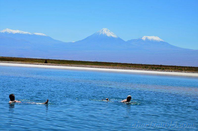 Laguna Cejar et Piedra (Chili en camping-car)