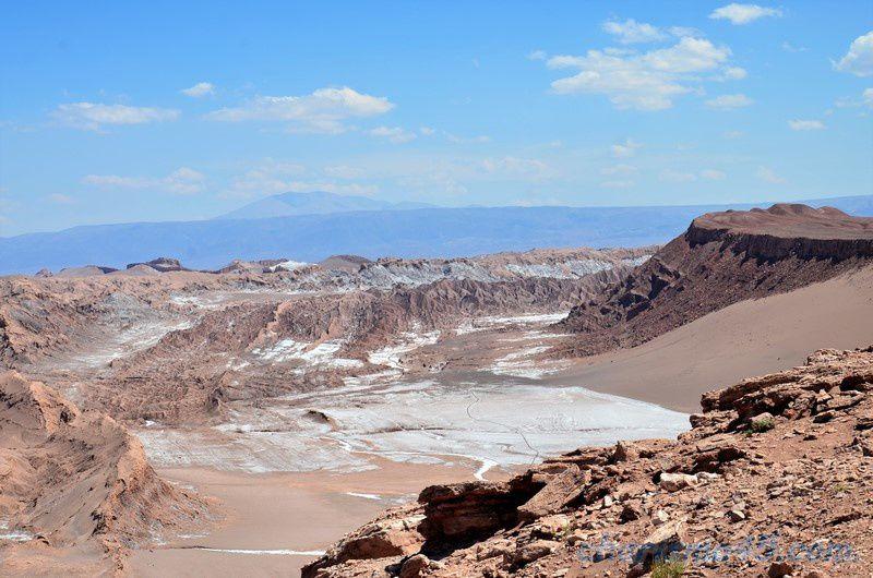 Vallée de la lune (Chili en camping-car)