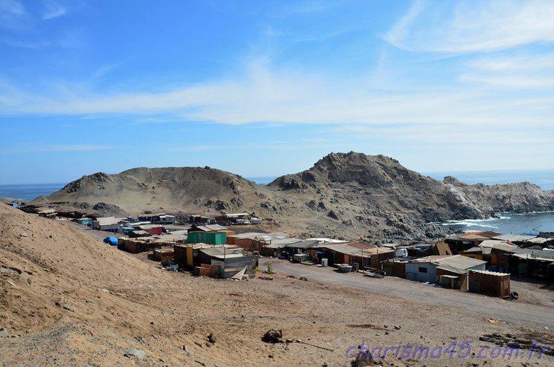 De Tocopilla à Iquique (Chili en camping-car)