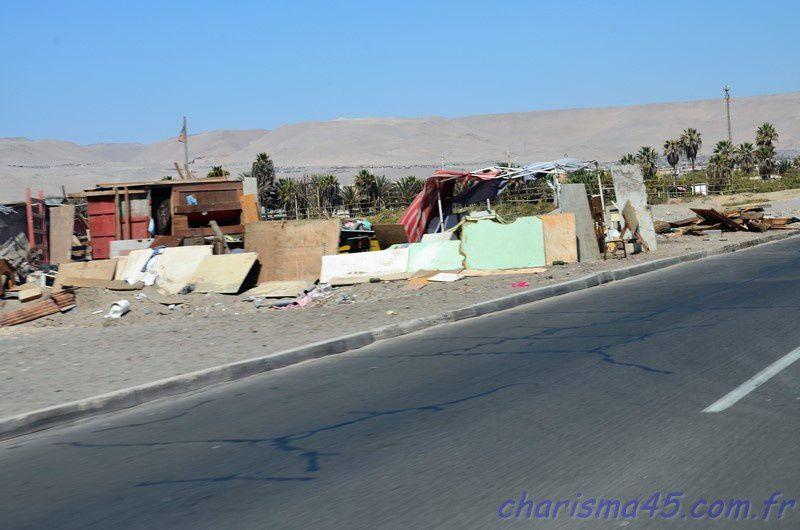 Arica  (Chili en camping-car)