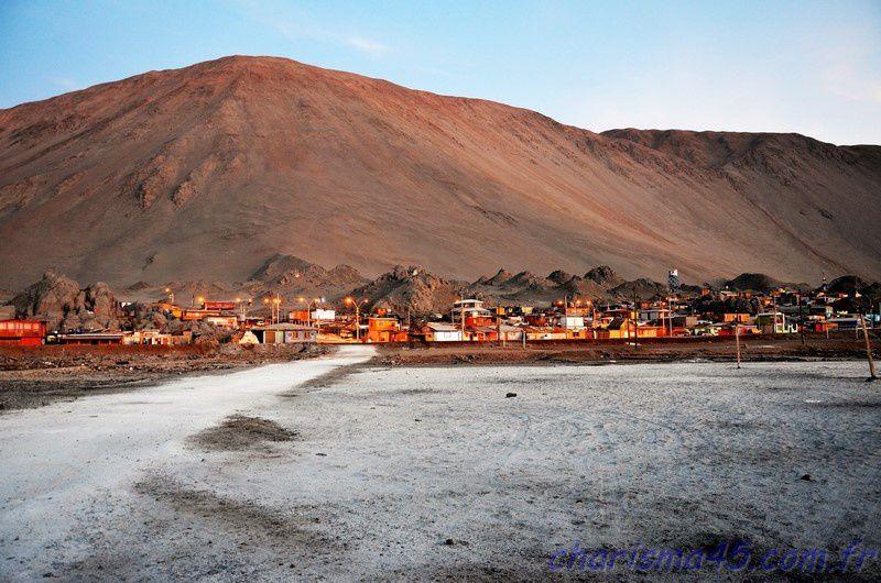 Caleta Rio Secco (Chili en camping-car)
