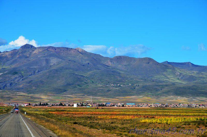 De Carahuara de Carangas à Sica-Sica (Bolivie en camping-car)